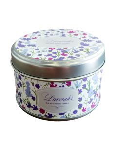 Lavender Travel Candle