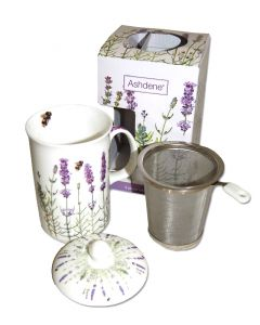 Lavender Tea Infuser Set